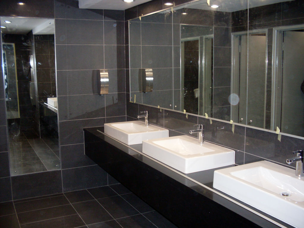 Completed projects gallery hanco development constructions for Village bathroom photos